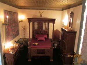 kings bed room